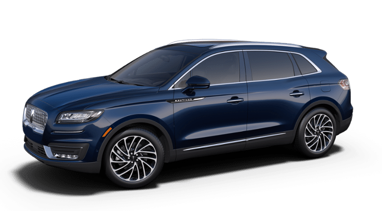 2019 Lincoln Nautilus Reserve All-wheel Drive